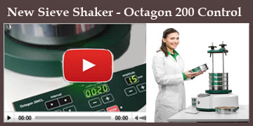 Click here to see the new video for the Endecotts Sieve Shaker Octagon 200CL